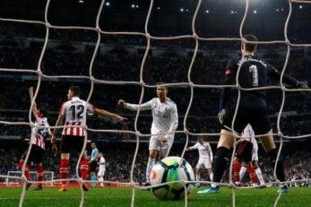 تشابه گل رونالدو در بازی مقابل بیلبائو با گل دی استفانو