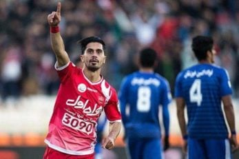 عالیشاه بعد از پایان خدمت سربازی در استانه بازگشت به تیم فوتبال پرسپولیس قرار دارد