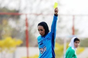 مهسا قربانی داور بین المللی ایران