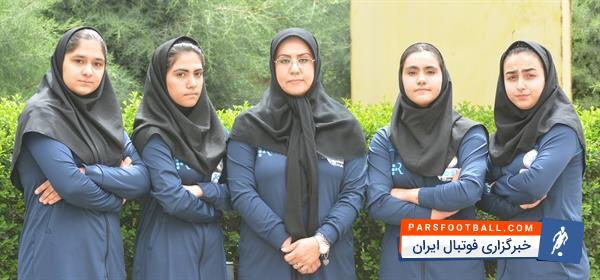 وزنه برداری بانوان ایران