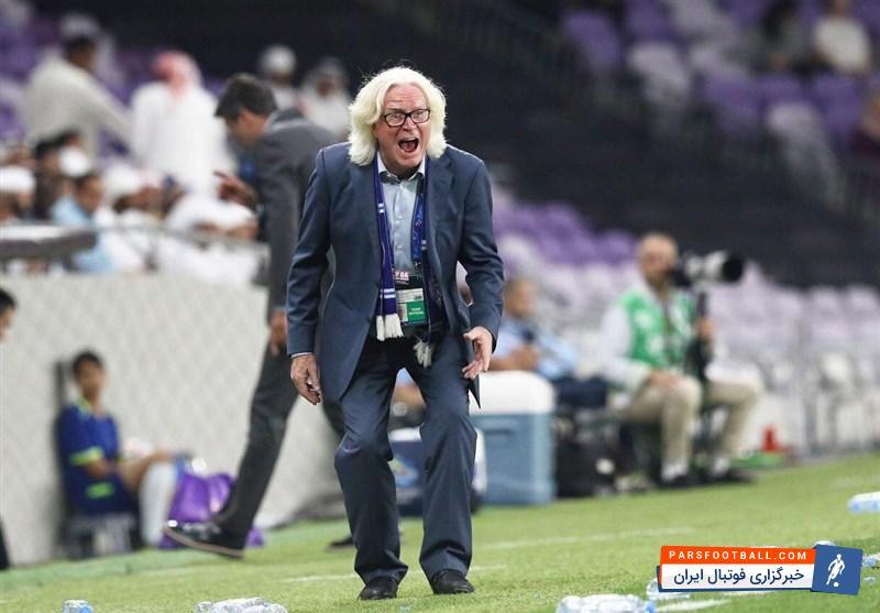 وینفرد شفر ؛ تلاش افتخاری برای تمدید قرارداد باشگاه استقلال با وینفرد شفر