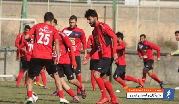 پرسپولیس برای رویارویی با السد قطر در لیگ قهرمانان آسیا صبح یکشنبه اردو می زند