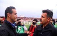 سیروس پورموسوی و علی کریمی
