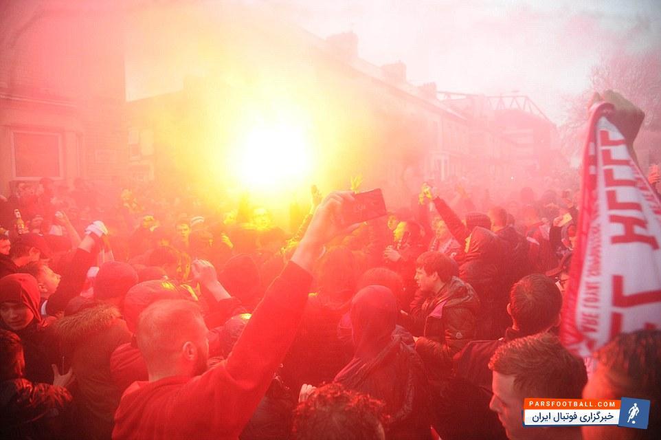 لیورپول و رم ؛ درگیری شدید بین هواداران لیورپول و رم ؛ از جنگ و دعوا تا مظنون به قتل