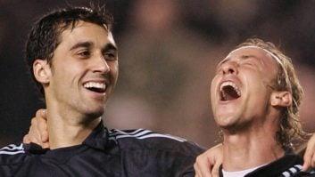 واکنش آربلوا و گوتی هرناندز اسطوره رئال مادرید به حذف بارسلونا