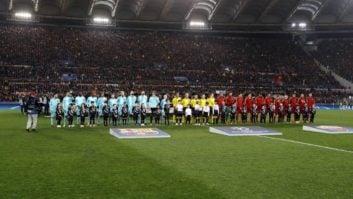 رم 3-0 بارسلونا