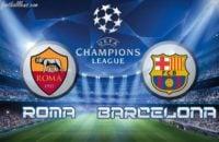 بارسلونا در دیدار حساس برابر رم در لیگ قهرمانان اروپا به میدان خواهد رفت