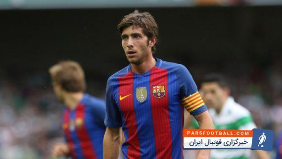 روبرتو در دیدار بارسلونا برابر سویا 200 امین بازیش را برای کاتالان ها انجام داد