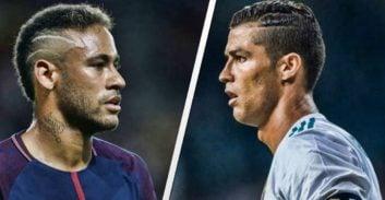 نیمار ؛ نگاهی به قیچی برگردان های کریس رونالدو و نیمار دو ستاره فوتبال جهان