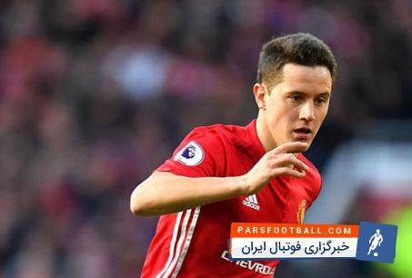 هررا بازیکن منچستریونایتد زیر نظر تیم فوتبال اتلتیکوبیلبائو اسپانیا قرار دارد