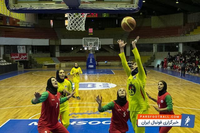 دختران بسکتبالیست نفت آبادان موفق به سفر به اردن نشدند