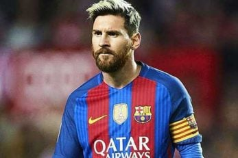مسی ؛ گلزنی لیونل مسی ستاره تیم فوتبال بارسلونا با 5 عضو مختلف از بدنش