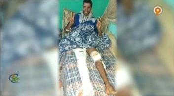 تیراندازی به محمد خلیل