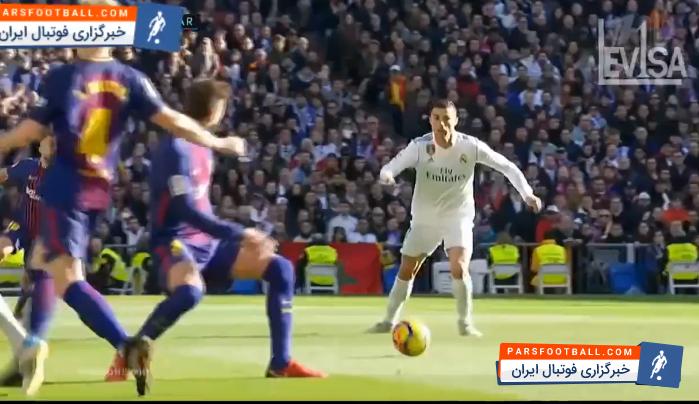 فوتبال ؛ وقتی ستاره های مطرح دنیای فوتبال یک حرکت ساده تکنیکی را نمی توانند انجام دهند