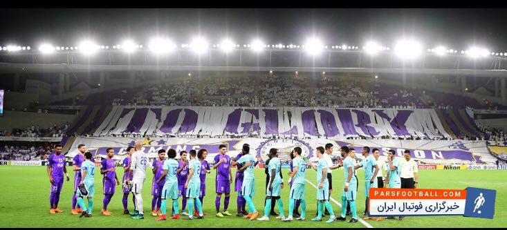 عکس ؛ هواداران العین از دلایل اصلی موفقیت این تیم برابر الهلال