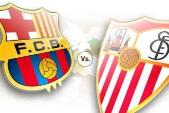 بارسلونا ؛ پیش نمایش دیدار بارسلونا برابر سویا فینال جام حذفی اسپانیا
