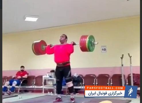 بهداد سلیمی ؛ تمرین سخت بهداد سلیمی برای بازگشت به اوج ؛ خبرگزاری فوتبال ایران