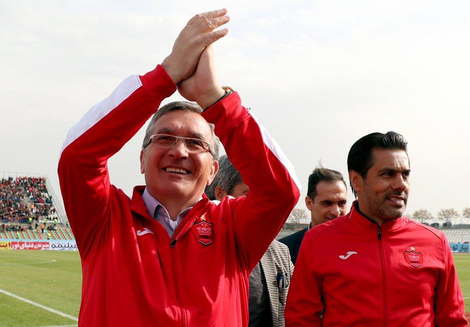 روزنامه پیروزی : سرخ های همیشه قهرمان ؛ متشکریم !