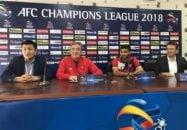 برانکو سرمربی تیم فوتبال پرسپولیس گفت که در دیدار فردا (دوشنبه) با نسف قارشی فقط به کسب پیروزی فکر میکند.وی خاطر نشان کرد مسلماً گروه ما گروه سختی است و شاید هم سختترین گروه لیگ قهرمانان آسیا باشد.