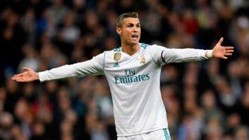 120 امین گل رونالدو در لیگ قهرمانان اروپا