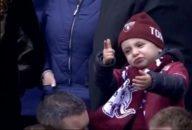 واکنش جالب دو هوادار خردسال تورینو بعد از گل این تیم مقابل اینتر
