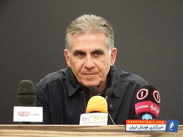 کی روش ؛ نظر سرمربی تیم ملی درباره ممنوعیت ورود بانوان ایرانی به ورزشگاه ها
