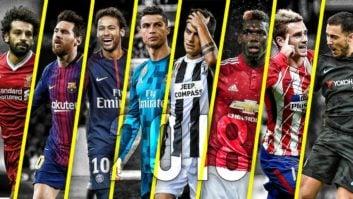 فوتبال ؛ دربیل خوردن ها و تحقیر شدن ستاره های فوتبال به دست یکدیگر