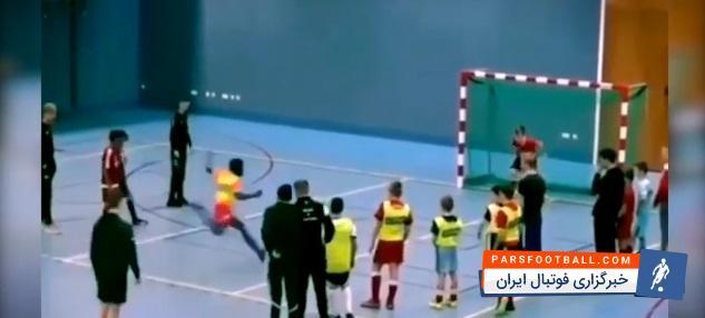 پنالتی ؛ خاص ترین و عجیب ترین پنالتی فوتبالی !!! ؛ خبرگزاری فوتبال ایران