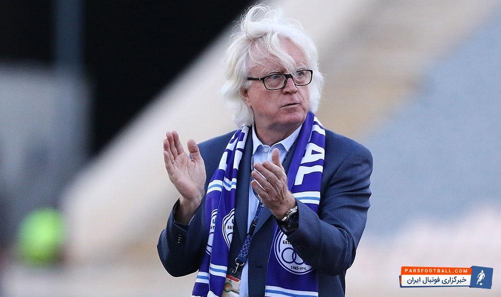 """شفر همچنان منتظر نهایی شدن قرارداد فصل جدید است ؛ پالس مثبت به """"استقلالی ها"""""""