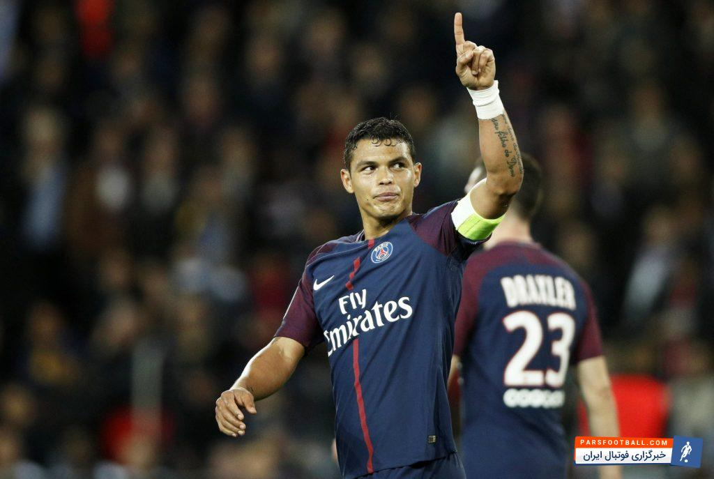 تیاگو سیلوا: لیورپول و PSG بهترین خط حمله های دنیا را دارند ؛ پارس فوتبال