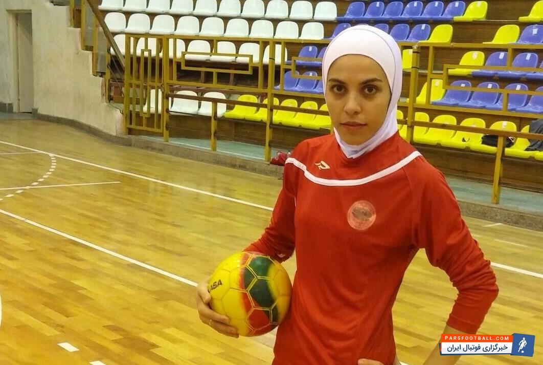سارا شیربیگی: پرسپولیسی هستم و هدفم قهرمانی فوتسال بانوان در جهان است