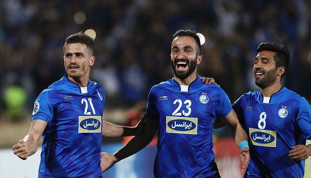 بازیکنان استقلال دوست دار سریال پایتخت ؛ پایتخت، سریال نوروزی محبوب آبی پوشان