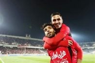 پرسپولیس - علی علیپور