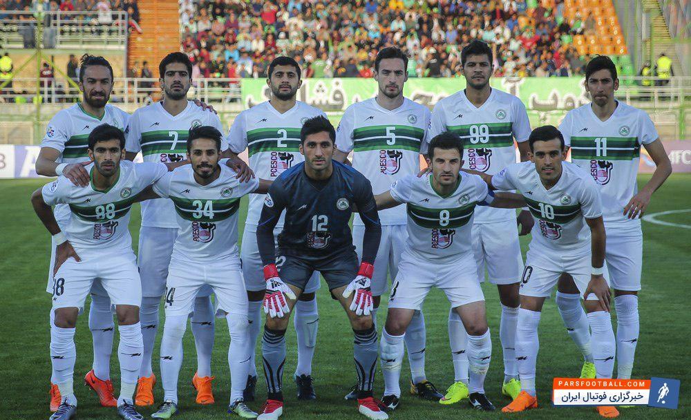 ذوب آهن ظهر فردا اصفهان را به مقصد تهران ترک می کند ؛ خبرگزاری فوتبال ایران