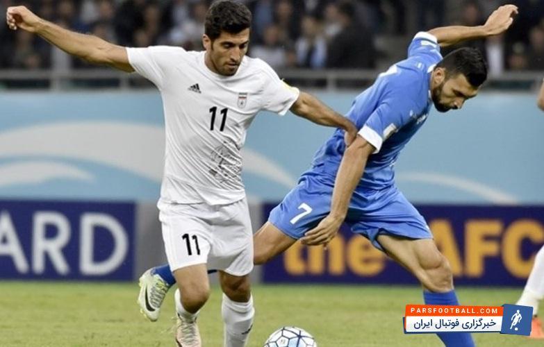 ایران و ازبکستان