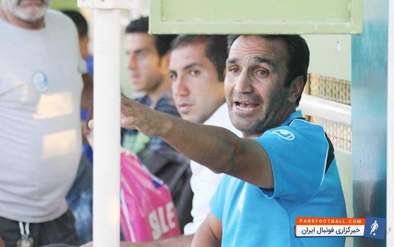 ایوب اصغرخانی: رحمتی چندبار با واکنش های خوبش دروازه تیم را حفظ کرد