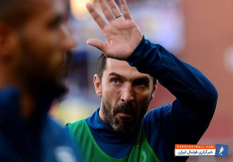 بوفون گلر تیم فوتبال یوونتوس به احتمال زیاد در پایان فصل به کادر تیم ایتالیا اضافه می شود