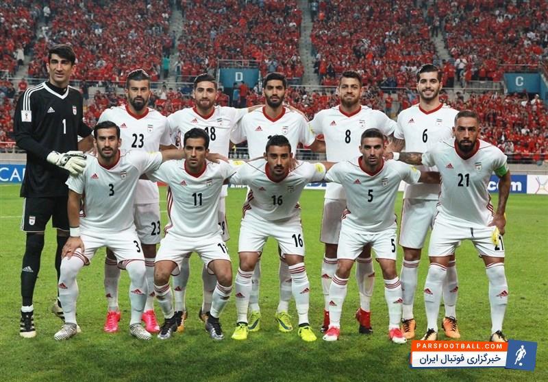 تیم ملی ایران ؛ زمان اعلام لیست نهایی تیم ملی فوتبال ایران اعلام شد