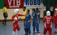تیم ملی فوتسال بانوان ایران 2