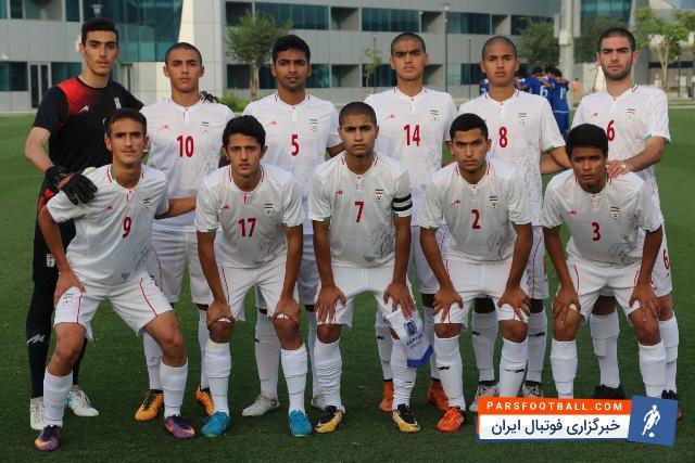 شکست ناباورانه تیم ملی نوجوانان برابر اندونزی | خبرگزاری فوتبال ایران | ParsFootball