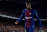 دمبله ؛ بارسلونا برنامه ای برای خروج قرضی عثمان دمبله از تیم فوتبال بارسلونا ندارد