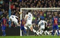 راموس با بازوبند کاپیتانی در برابر بارسلونا در نوکمپ شکست نخورده است