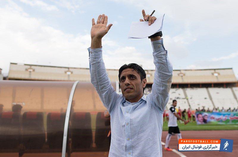 رسول خطیبی : یک تراکتورسازی تاریخی را می سازم ؛ خبرگزاری فوتبال ایران