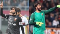 پرین گزینه تیم فوتبال رم در صورت جدایی احتمالی آلیسون بکر در نقل وانتقالات می باشد