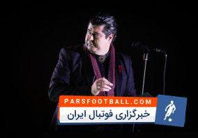 سالار عقیلی خواننده سرود تیم ملی