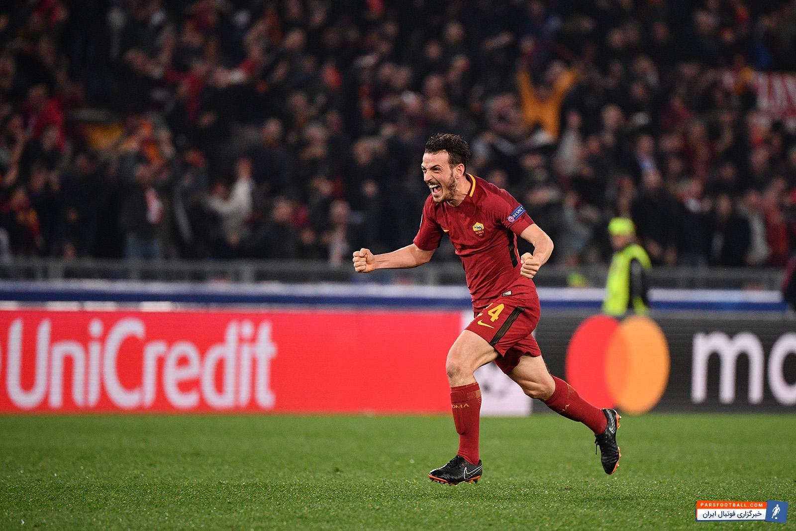 فلورنتزی بازیکن تیم فوتبال رم مورد علاقه دو تیم فوتبال میلان و اینتر قرار گرفته است