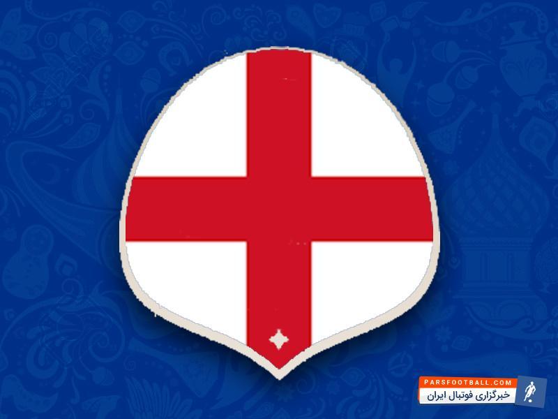 لیست تیم ملی انگلیس