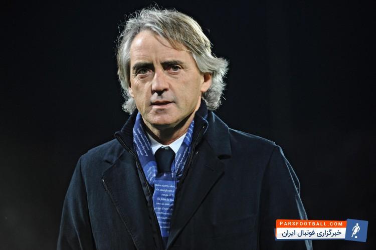 مانچینی احتمالاً روز دوشنبه به عنوان سرمربی جدید ایتالیا معرفی میشود