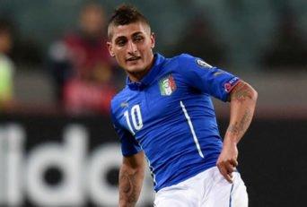 وراتی به دلیل عمل جراحی در فهرست تیم فوتبال ایتالیا قرار نگرفته است