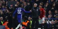 ویلیان بازیکن تیم فوتبال چلسی مورد توجه باشگاه فوتبال منچستریونایتد قرار دارد